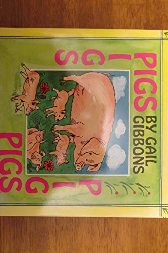 9780439099998: Pigs pigs