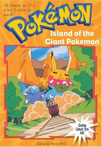 Island of the Giant Pokemon (Pokemon, No. 2) 9780439104661 Gotta read 'em all! Ash and Pikachu are invited to a Pokemon party on a cruise ship. But they've been tricked by the evil Team Rocket, who plan to steal all the Pokemon on board! Things get worse when the ship sinks, and the survivors end up lost in a strange land fileed with monster-sized Pokemon! Will the castaways find their way home? Or will they be stranded forever on the Island of the Giant Pokemon?