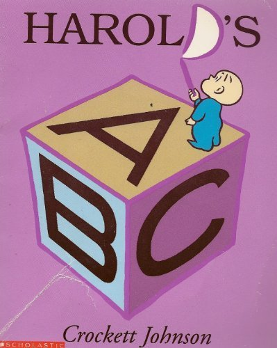 9780439104685: Harold's ABC; story and pictures (Purple crayon books)