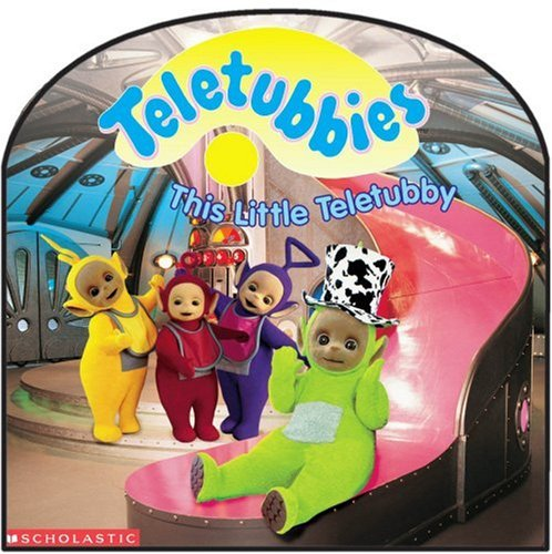 This Little Teletubby (Teletubbies) (9780439106023) by Scholastic