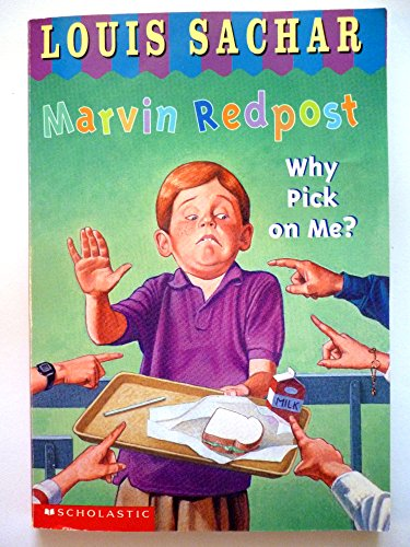 9780439106276: Marvin Redpost: Why pick on me?