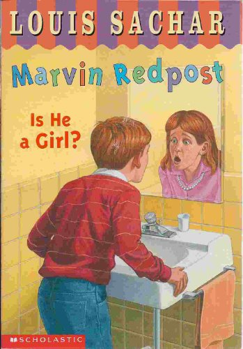Is He a Girl? - #3 Marvin: Sachar, Louis
