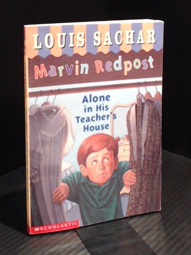 9780439106290: Alone in His Teacher's House (Marvin Redpost)