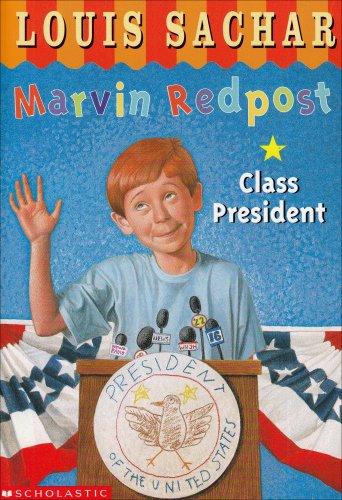 9780439106306: Marvin Redpost Class President
