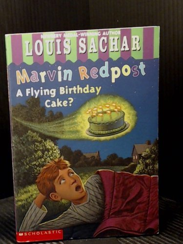 9780439106313: A Flying Birthday Cake? (Marvin Redpost, Book 6)