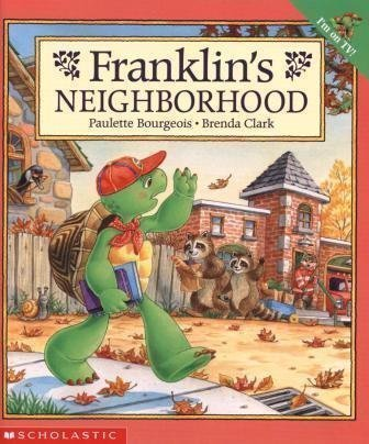 9780439108003: Franklin's Neighborhood