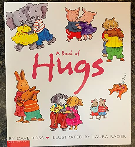 9780439109895: A Book of Hugs