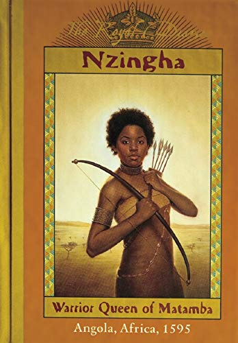 Nzingha: Warrior Queen of Matamba, Angola, Africa, 1595 (9780439112109) by Patricia C. McKissack