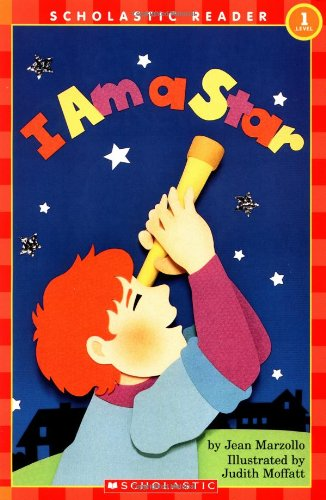 9780439113205: I Am A Star (level 1) (Hello Reader, Science)