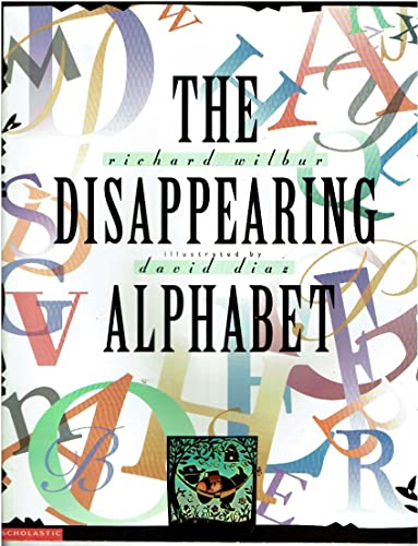 9780439113335: The disappearing alphabet
