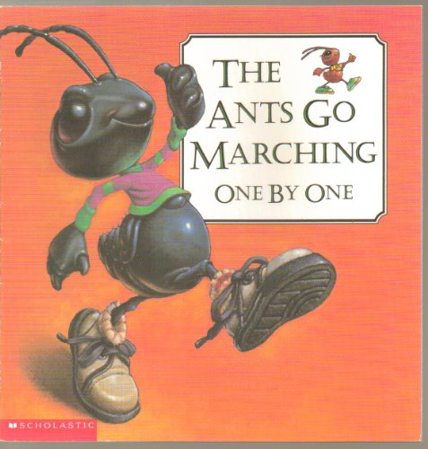 9780439113526: The Ants Go Marching One By One