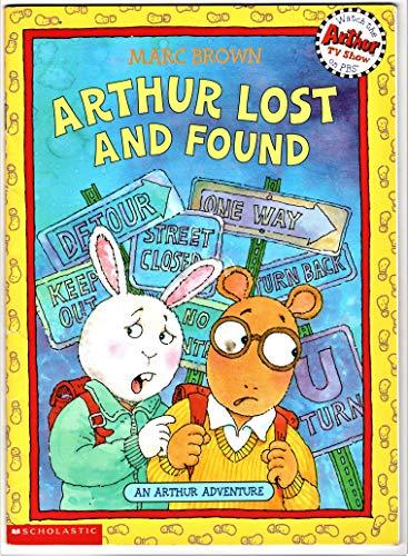 9780439113557: Arthur Lost and Found (An Arthur Adventure)