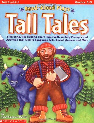 9780439113670: Tall Tales (Read-Aloud Plays)