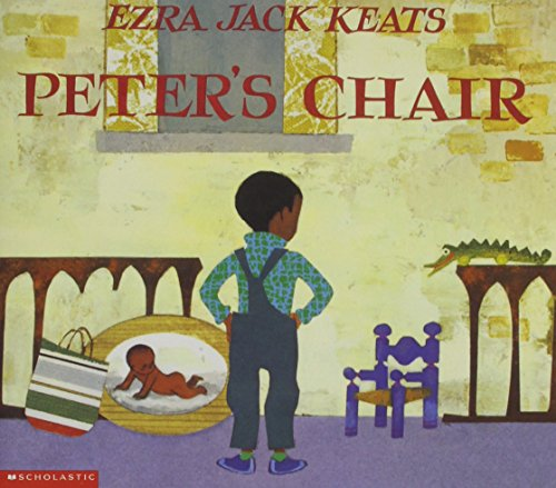 9780439114257: PETER'S CHAIR
