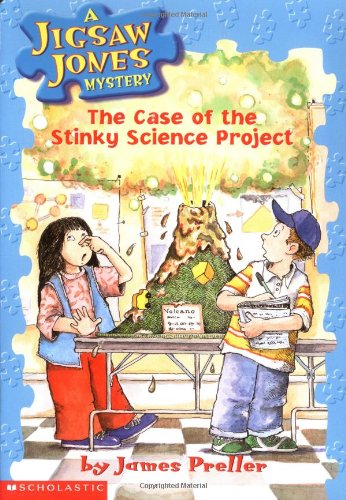9780439114288: The Case of the Stinky Science Project (Jigsaw Jones Mystery, No. 9)