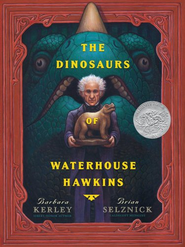 9780439114950: The Dinosaurs of Waterhouse Hawkins