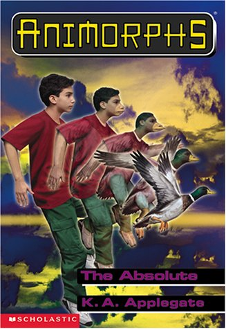 9780439115254: The Absolute (Animorphs #51)