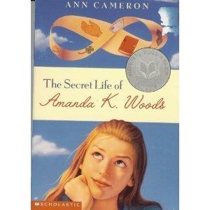 9780439115513: The Secret Life of Amanda K Woods