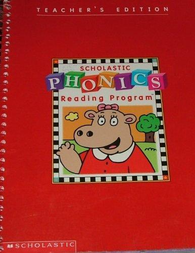 Scholastic Phonics Reading Program, Grade 1: Teacher's Edition (2000 Copyright): John ...