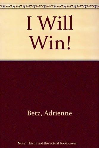 9780439120203: I Will Win!