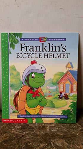 9780439121880: Franklin's Bicycle Helmet