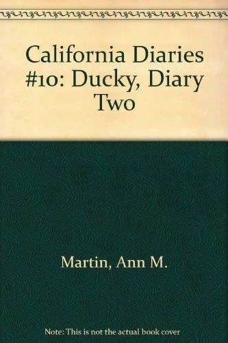 Sunny, Diary Two (California Diaries - Read: Ann M. Martin