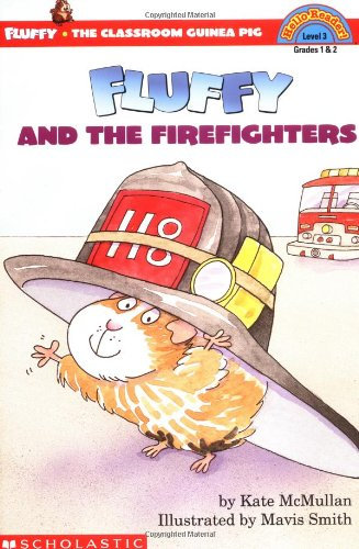 9780439129176: Fluffy and the Firefighters: Level 3