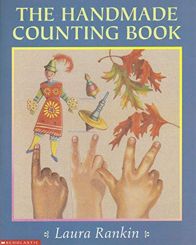 9780439129237: The handmade counting book