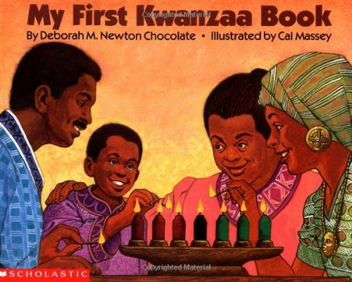 9780439129268: My First Kwanzaa Book