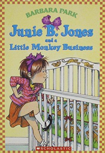 9780439130738: Title: Junie B Jones and a Little Monkey Business Junie B