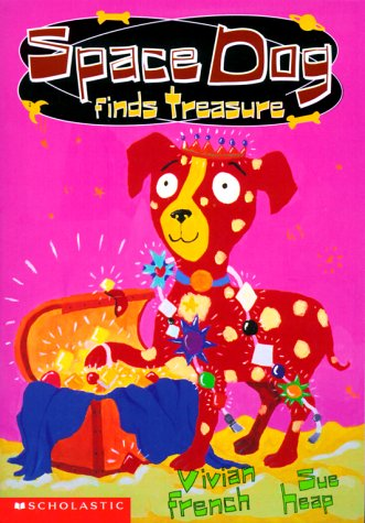 9780439130844: Space Dog Finds Treasure