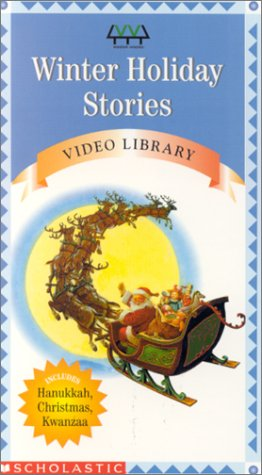 9780439131780: Winter Holiday Stories [VHS]