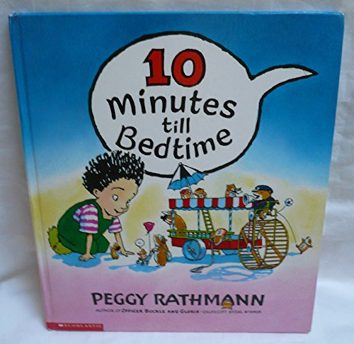9780439132282: 10 minutes till bedtime