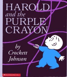 9780439132534: Harold and the Purple Crayon