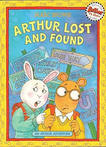 9780439133029: Arthur Lost and Found (An Authur Adventure)
