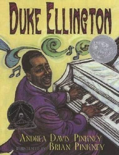 9780439133111: Duke Ellington: The piano prince and his orchestra