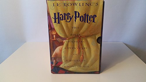 9780439133166: Harry Potter and the Sorcerer's Stone / Harry Potter and the Chamber of Secrets / Harry Poter and the Prisoner of Azkaban