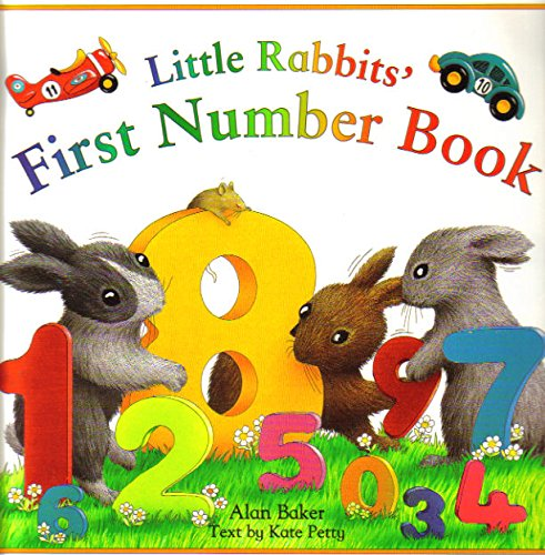 9780439133272: Little Rabbits' First Number Book