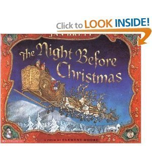 9780439133371: The Night Before Christmas [Taschenbuch] by Unknown