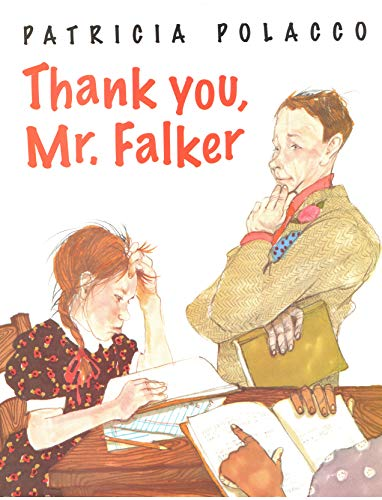 9780439133524: Thank You, Mr. Falker