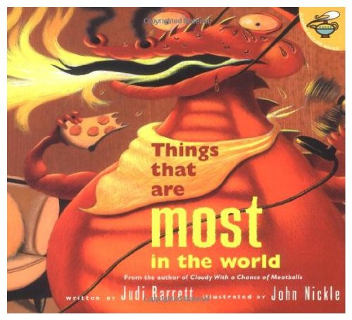 9780439133531: THINGS THAT ARE MOST IN THE WORLD