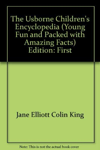 9780439133579: The Usborne Children's Encyclopedia (Young, Fun and Packed with Amazing Facts)