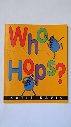 9780439133630: Who hops?