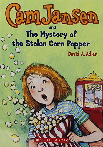 9780439133807: Cam Jansen and the Mystery of the Stolen Corn Popper (Cam Jansen #11)