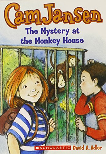 9780439133821: Cam Jansen and the Mystery at the Monkey House