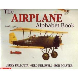 9780439133975: The Airplane Alphabet Book