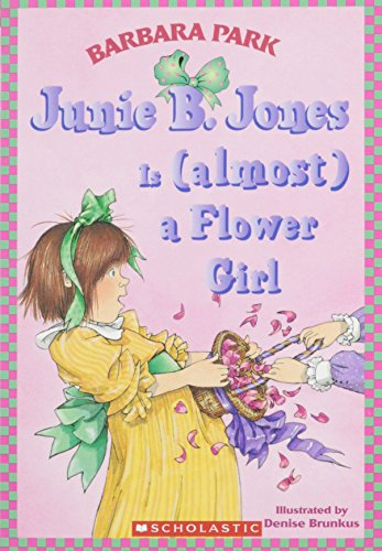 9780439135030: Junie B. Jones is (almost) a Flower Girl