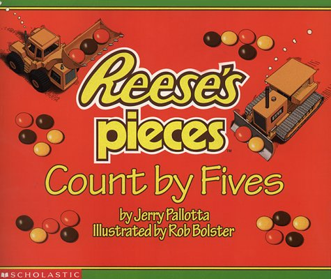 Reese's Pieces Count By Fives: Pallotta, Jerry