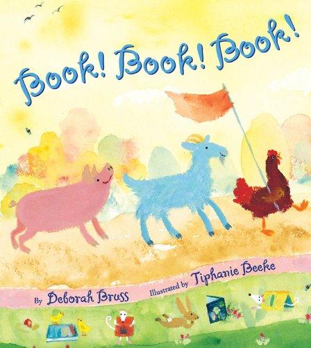 9780439135252: Book! Book! Book!