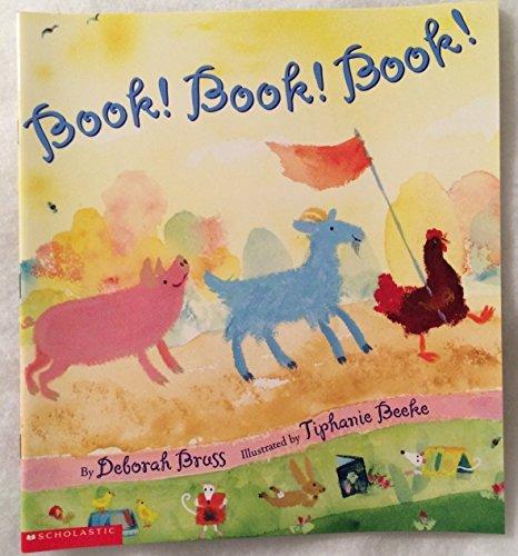 9780439135269: Book! Book! Book!